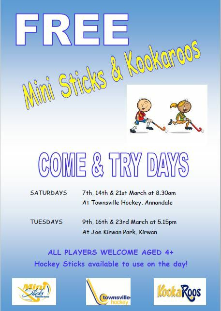 Come & Try Days