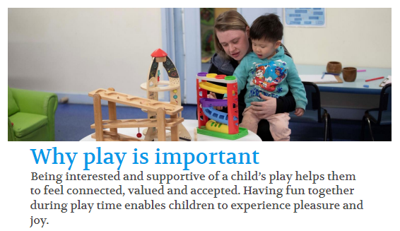 Why Play is Important
